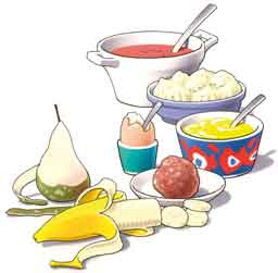 zacht-voedsel